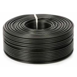 Bobina Cable Coaxial RG6 100m Biwond