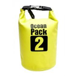 Bolsa Impermeable Ocean Pack 2 Amarilla
