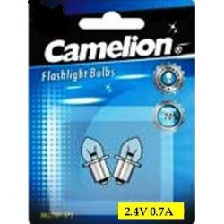 "Bombilla Recambio ""Krypton"" BK2 / 70P  Camelion"