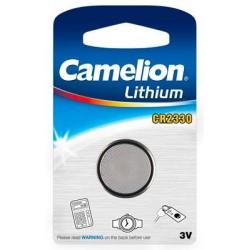 Boton Litio CR2330 3V (1 pcs) Camelion