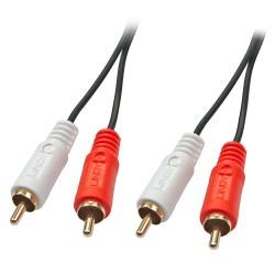 Cable 2 RCA Macho/2 RCA Macho 10m BIWOND
