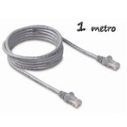 Cable Ethernet 1m Cat5e