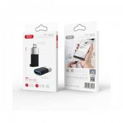 Adaptador NB149-G USB a Micro USB XO