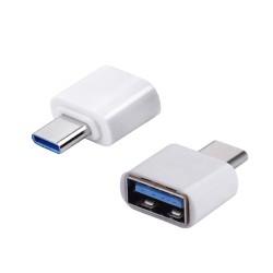 Adaptador OTG USB 3.0 a USB Tipo C
