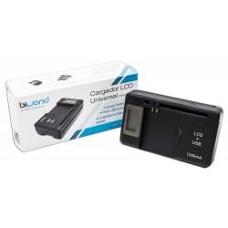 Cargador baterías LCD universal Biwond