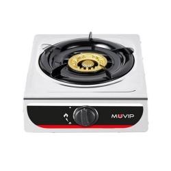 Cocina Gas INOX 1 Fuego MUVIP