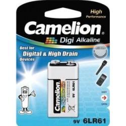 Digi Alcalina (6LR61) 9V (1 pc) Camelion