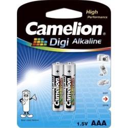 Digi Alcalina AAA 1.5V (2 pcs) Camelion