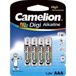 Digi Alcalina AAA 1.5V (4 pcs) Camelion