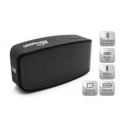 Altavoz Soundplay Wild Bluetooth BIWOND Negro