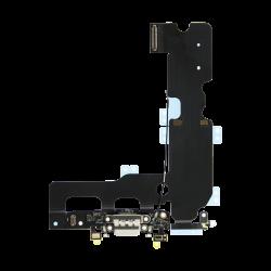 Flex Conector Carga Lightning Iphone 7 Plus Blanco
