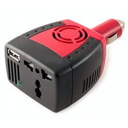 Inverter 12v/220v 150W Coche