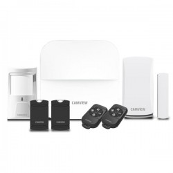 Kit Alarma Security Protect WiFi/GSM