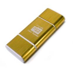 Cargador de Corriente 21A CROMAD 2x USB Blanco