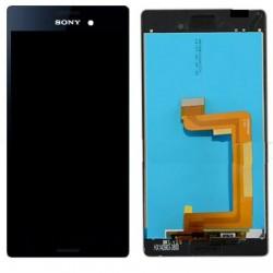 Pantalla Táctil + LCD Sony Xperia M4 Aqua Negro