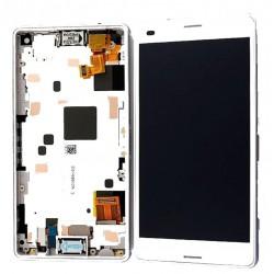 Pantalla Táctil + LCD Sony Xperia Z3 Compact D5803 Blanco