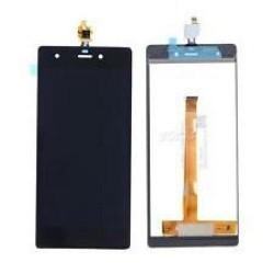 """Pantalla Táctil + LCD Wiko Pulp 5"""" Negro"""