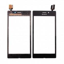 Pantalla Táctil Sony Xperia M2 Aqua Negro