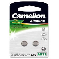 Boton Audifono A675 Azul 14V 0 Mercurio 6 pcs Camelion
