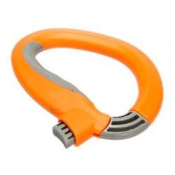 Cable plano carga USB 31 Tipo C Negro