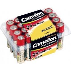 Plus Alcalina AAA 1.5V (24 pcs) Camelion