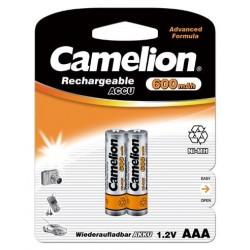 Recargable AAA 600mAh (2 pcs) Camelion