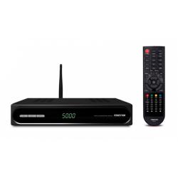 Receptor Satélite HD RDS-584WHD WIFI + Cable HDMI Fonestar Decodificador