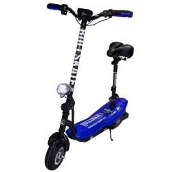 Rollskate Plus 500W/24V/10.4Ah/Litio Azul Gran-Scooter - REACONDICIONADO