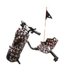 Scooter Boogie Drift Pro Gel Bluetooth 15km/h 3 Veloc. + Llave Mariposa