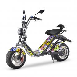 Scooter Eléctrica E-Thor 49e 2000W/20AH Hip Hop