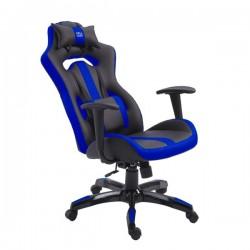 Silla Gaming GM500 Negro/Azul MUVIP