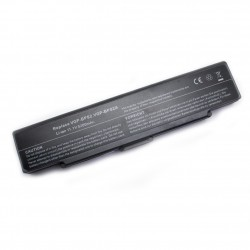 Sony VAIO 5200mAh VGP-BPL2A/S BPL2C/S BPS2A/S BPS2C/S (plata)