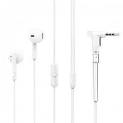 Auricular + Micrófono EP18 Music Blanco XO