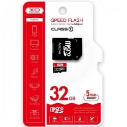 Tarjeta Memoria Micro SD Clase 10 32GB XO