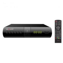 TDT HD Reproductor - Grabador Alta Definición MUVIP
