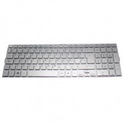 Teclado Acer 5943G 8943 Plata