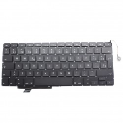Teclado Apple MacBook A1297 Negro