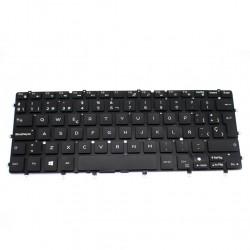 Teclado Dell XPS 13 7347 Retroiluminado Negro