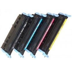 Toner HP 124A 6000A/CRG707 Premium Negro (reman.)