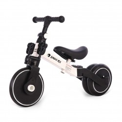 Triciclo Infantil Convertible 3 en 1 Jungle Mix Blanco Biwond