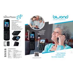 Triptico Teléfonos Biwond