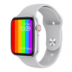 Reloj Smartwatch WS66 Bluetooth Blanco