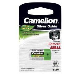 Camelion Oxido Plata 0% SR44/PX28