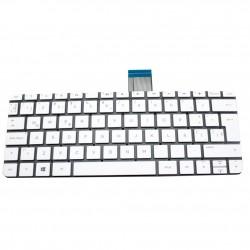 Teclado HP 11-D010WM Blanco