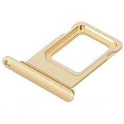 Bandeja Tarjeta iPhone XR Oro