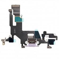 Conector Negro de Carga Iphone 4