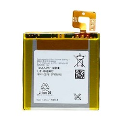 Batería Sony Xperia T LT30i 1780mAh