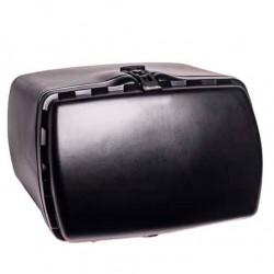 Baúl Trasero Maxi Box Con Cerradura  90L Negro Moto