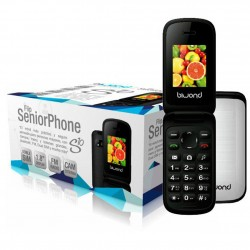 Biwond S10 Dual SIM SeniorPhone  Blanco